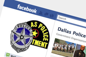 New Social Media Duties for Dallas Police Officer