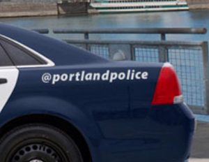 Portland OR Police Bureau embracing social media