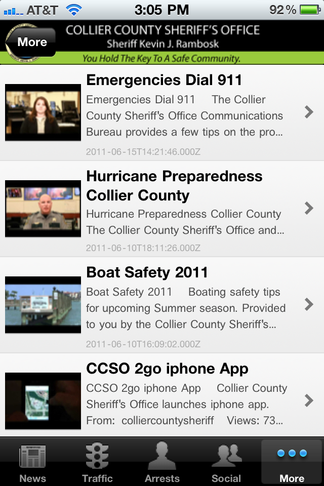Mobile Apps   ConnectedCOPS net   Page 3