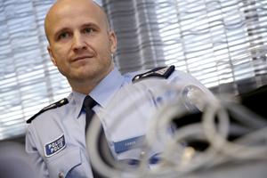 Sergeant Marko Forss