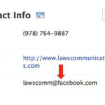 Social Media Quick Tip: Fix Facebook's E-mail Shenanigan