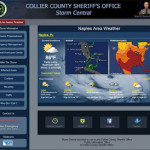 Collier County Sheriff Rambosk Launches Storm Website