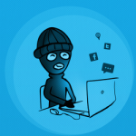 Burglars do not use social media!