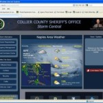CCSO Website Turns Into Storm Central When Weather Threatens