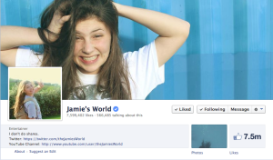 """Uncool"" in Jamies World"
